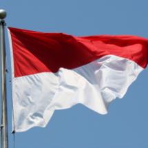 Bendera Indonesia 45 Logo