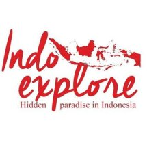 Logo explore indonesia