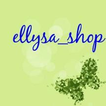 Logo ellysa_shop