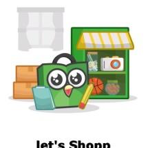 Let'sShop Logo