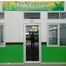 KLINIK HERBAL DE NATURE Logo