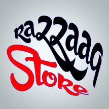 RazzaaqStore Logo