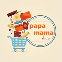 Papamama shop Logo