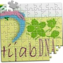 Logo Hijab DNA