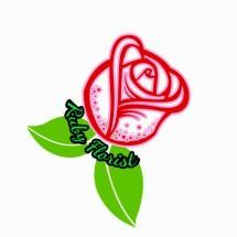 Logo Ruby Florist