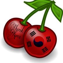 Korea Cherish Logo
