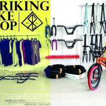 STRIKINGBIKESHOP Logo