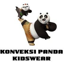 Konveksi Panda Kidswear Logo