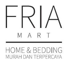 Logo FRIA Mart Surabaya
