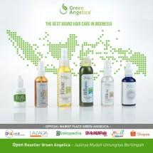 Green Angelica OS Logo
