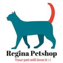 Logo Regina Petshop