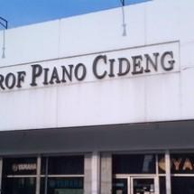 Logo Petrof Piano Cideng