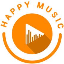 Logo Happy Music