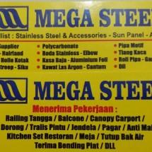 Logo Mega Steel