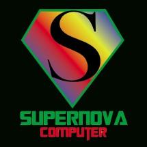 Supernova Computer Ariet Logo