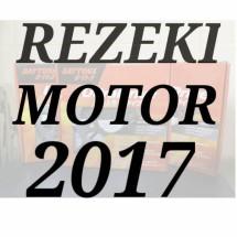 Rezeki Motor 2017 Logo