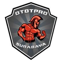 Ototpro Surabaya Muscle Logo