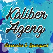 KALIBER AGENG Logo