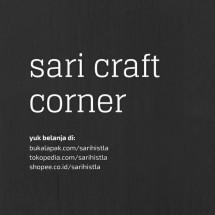 Sari Craft Corner Logo