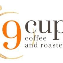 9Cups Coffee & Roastery Logo