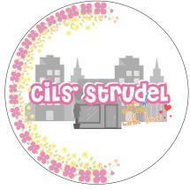Logo Cils' Strudel