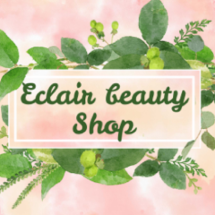 Logo Eclair Beauty Shop