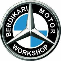 Logo berdikari motor workshop