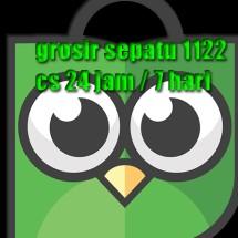 Logo GROSIR SEPATU 1122
