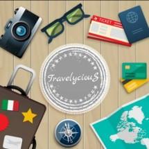 Logo Travelycious