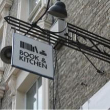 Logo Books&Kitchen