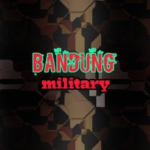 Logo bandung military