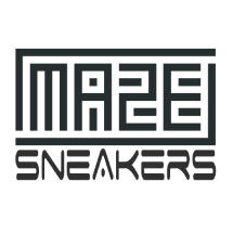 Logo MAZE Sneakers