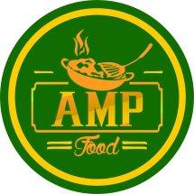 Logo Amp food