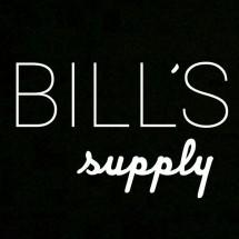 Logo bills' shop