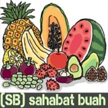 (SB) sahabat buah Logo