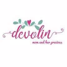 devolin cute lunch Logo