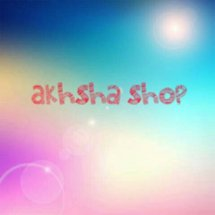 Logo AKHSHA SHOP
