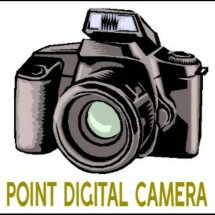 POINT DIGITAL CAMERA Logo