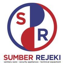 Logo sumber rejeki sanitary