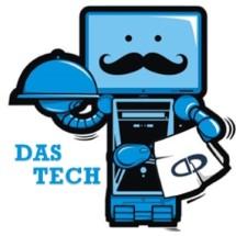 Logo das technology