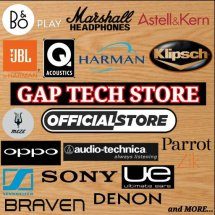 GAP TECH STORE Logo