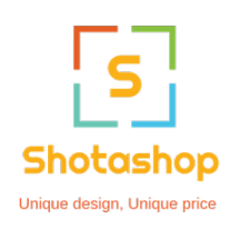 Logo Shota shop