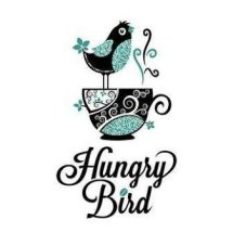 Hungry Bird Coffee Logo