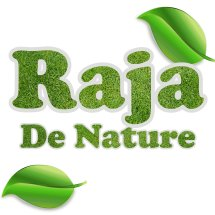 RAJA DE NATURE Logo