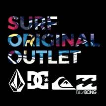 the ocean surf outlet Logo