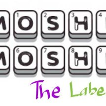 Moshi Moshi The Label Logo