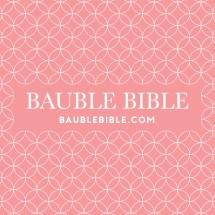 Logo Bauble Bible