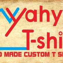 Logo YAHYA T-SHIRT