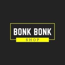 Bonk Bonk Shop Logo