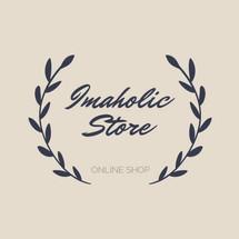 Logo imaholic_store